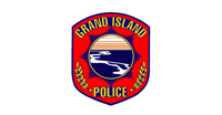 Grand Island Police Department Logo.